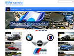 BMW szakszerviz Budapesti autószerelő műhely