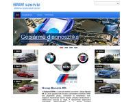 BMW szakszerviz