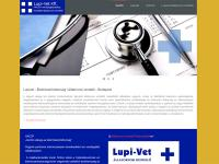 Lupivet állatorvosi rendelő